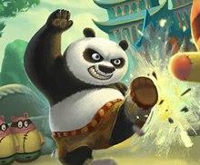 Kung Fu Panda Pençesi