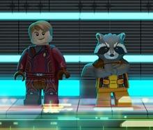 Lego Galaksinin Koruyucuları