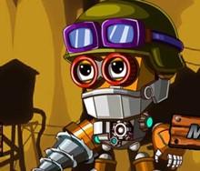 Madenci Robot