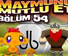 Maymunu Mutlu Et Bölüm 54