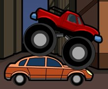 Meb Araba İle Tırmanma
