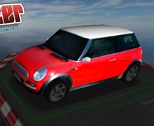 Mini Cooper Araba Yarışı