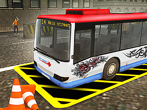 Otobüs Park Simülatörü