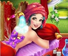 Pamuk Prensesin Spa Günü