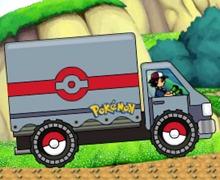 Pokemon Yakalama Kamyonu