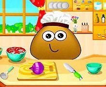 Pou Aşçılık Dersi