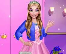 Prenses Amy'e Makyaj Yap
