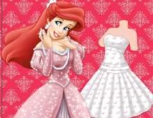 Prenses Belle Elbise Rüyası