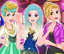 Prensesler Gece Kulübünde