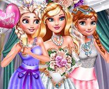 Prenseslerin Düğün Selfiesi