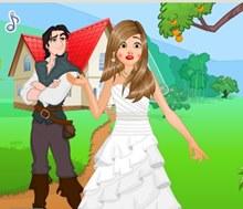 Rapunzel Evlilik Telaşı
