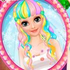 Rapunzel Gelin Saçı Tasarımı
