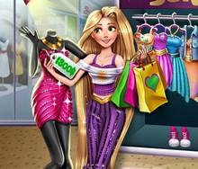 Rapunzel Gerçek Alışveriş