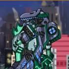 Robot Dino Birleştir