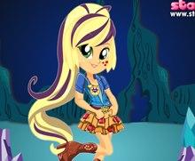 Sarışın Kız Giydirme