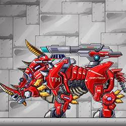 Savaş Robotu Birleşir