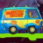 Scooby doo Minibüs