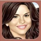 Selena Gomez Gerçek Makyaj