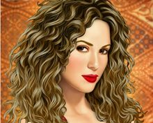 Shakira Tarz Değişikliği