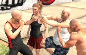 Sokak Dövüşü (Brawls.io)