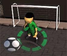 Sokak Futbolu Online 3D
