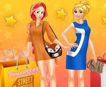 Sokak Modası Alışverişi