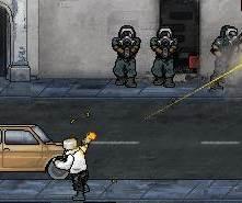 Sokakta Çatışma