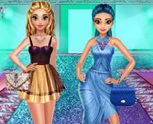Süper Modeller Ruby ve Elle