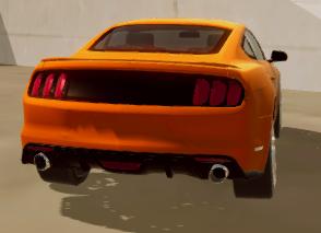 Spor Araba Sürme