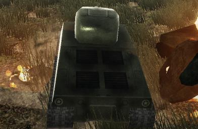 Tank Simülatör