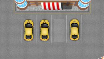 Ticari Taksi Park Etme