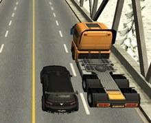 Trafikte Araba Kullan