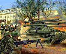 Vietnam Savaşı - 3D