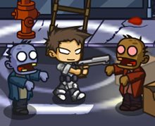 Zombi Savaşçısı 3